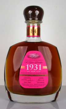 Chairman's Reserve Finest St. Lucia Rum Cuvée 1931 5th Release