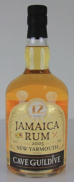 Cave Guildive Jamaica New Yarmouth 2005 12 yo