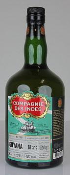Compagnie des Indes Guyana 1997 18 yo
