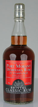 Bristol Classic Rum Port Morant 25 yo Sherry finish