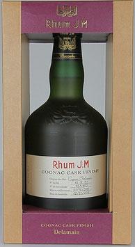 Rhum J.M Delamain Cognac Finish