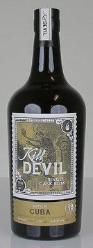 Kill Devil Cuba Sancti Spiritus 1999 18 yo