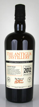 The Antigua Distillery Heavy Rum 2012