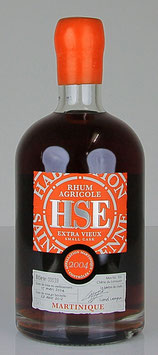 H.S.E. Rhum Agricole Extra Vieux XO small cask 2004