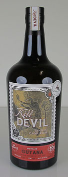 Kill Devil Guyana Uitvlugt 1997 20 yo - RR special selection