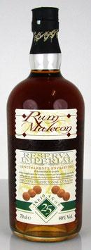 Ron Malecon Reserva Imperial 25 años (old edition)