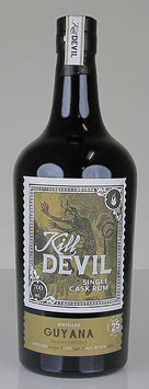 Kill Devil Guyana Enmore 1992 25 yo