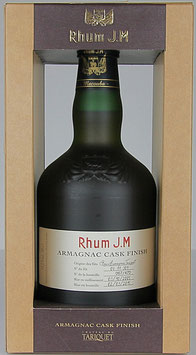 Rhum J.M Armagnac Tariquet Finish