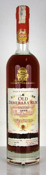 Secret Treasures Old Demerara Rum – Enmore 1989