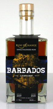 RX #5 Barados Foursquare 12 yo