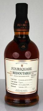 """Foursquare """"Redoutable"""""""