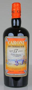 Velier Caroni 17yo Extra Strong 110 Proof