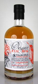 OriginR Fiji Rum Moscatel Double Ageing 8 yo