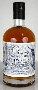 Origin R. Barbados Rum 11 yo Islay Double Finish