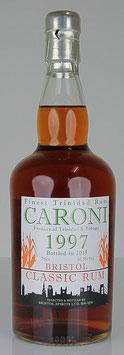 Bristol Classic Rum Caroni 1997 18 yo