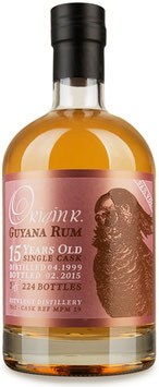 Origin R. Guyana Rum Uitvlugt 15yo