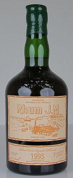 Rhum J.M Trés Vieux Vintage 1995