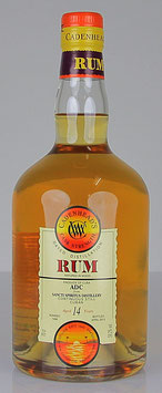 Cadenhead's Cuban Rum 14 yo