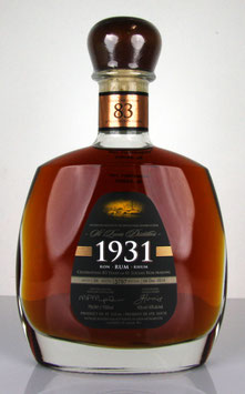 Chairman's Reserve Finest St. Lucia Rum Cuvée 1931 4th Release