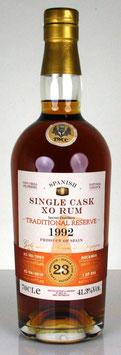 TWCC Spanien Rum XO 1992 23 yo
