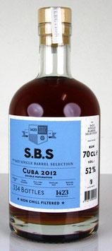 S.B.S. Cuba 2012 Double Maturation