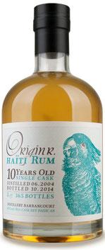 OriginR Haiti Rum 10yo