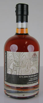Dom. Republik Full Proof Rum 12,5 yo Sherry Finish