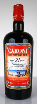 Velier Caroni 21 yo Extra Strong 100 Imperial Proof