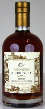 Chantal Comte La Tour de L'Or La Mauny 2006 Brut de Fûts