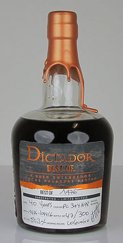 Ron Dictador 1976 Port Finish (Glenfahrn)