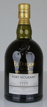 El Dorado Rum Rare Collection Port Mourant 1999