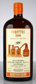 Habitation Velier Forsyths WPM 2006