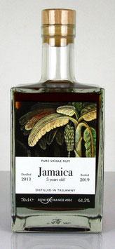 RX #1 Jamaica Trewlany (Hampden) Oloroso Finish