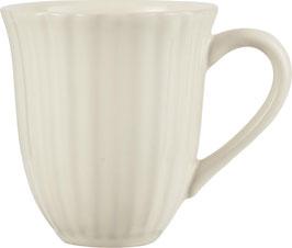 Mynte Rillenbecher Butter Cream
