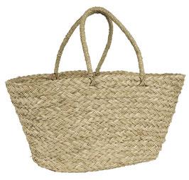 Strandtasche Seegras konisch