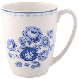 Tasse Blue Rose
