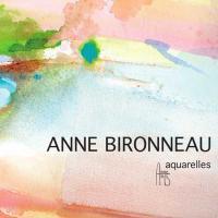 Anne Bironneau, aquarelle