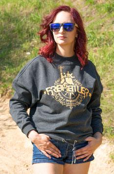 "FH Oversize Sweater ""Classic"" Crew - Frauen -"