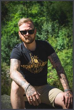 """FH Shirt """"Classic"""" schwarz - Männer -"""