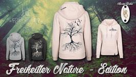"FH Hoodie ""Nature"" bunt - Frauen -"