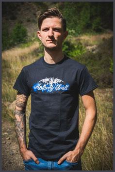 """AS Shirt """"Logo"""" schwarz - Männer -"""