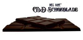 Mrs. Hanf® Schokolade - Dark Edition mit 67% Kakao