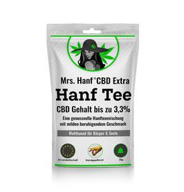 CBD EXTRA Hanftee, 3,3% CBD