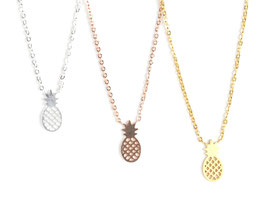Honolulu Pineapple Necklace