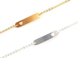 Montreal Tiny Heart Bracelet