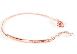 Be Happy Bracelet 18k
