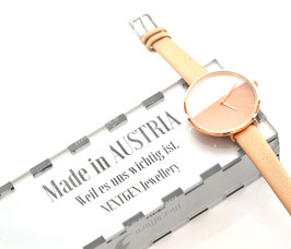 NextGen Watch Gold & White