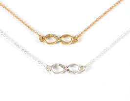 Infinity Zirkonia Bracelet
