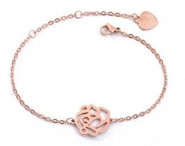 Faro Flower Bracelet