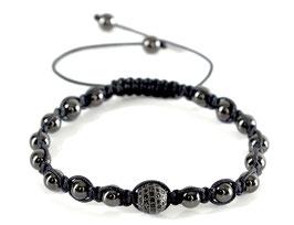 Black String Bracelet